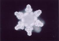 『奇跡の水』結晶写真